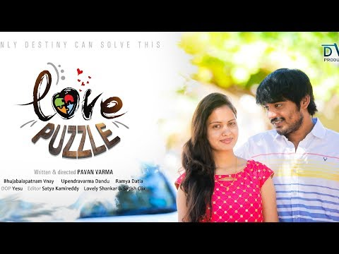 Love Puzzle Telugu  Short Film 2018