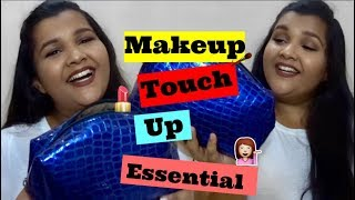 Quick TOUCH UP Makeup Tutorial | tips and tricks | For DRY skin