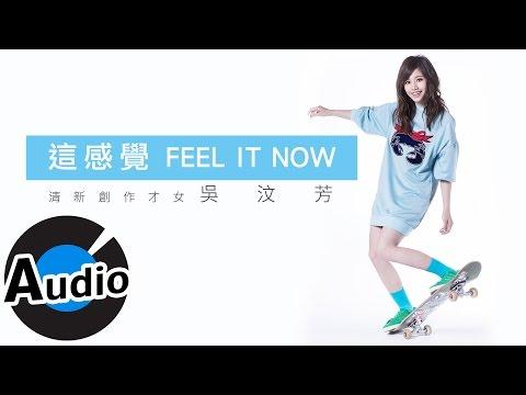 吳汶芳(Fang Wu) - 這感覺 Feel It Now (官方歌詞版)