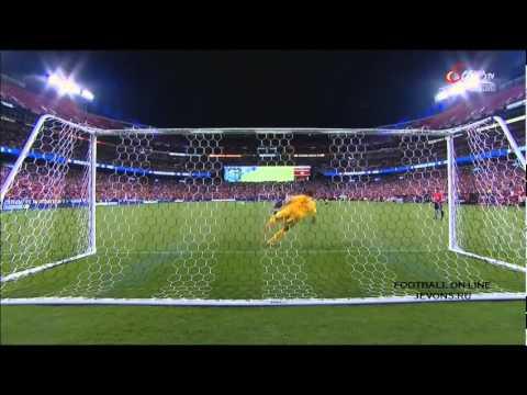 Обзор матча Манчестер Юнайтед-Интер 0-0 Пенальти 5-3 30.07.2014