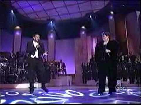 James Ingram & Patti Austin - Baby, Come To Me (Live)