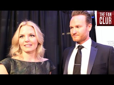 Tribeca Film Festival 2015: Jennifer Morrison and Josh Lawson of 'Warning Labels'   The Fan Club
