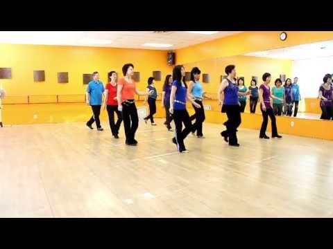 Summer Celebration - Line Dance (Dance & Teach in English & 中文)