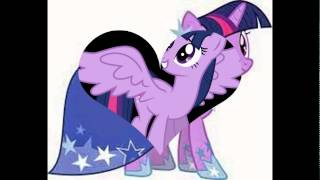 Twilight  Sparkle ve Flash /Twiglight Sparkle and Flash