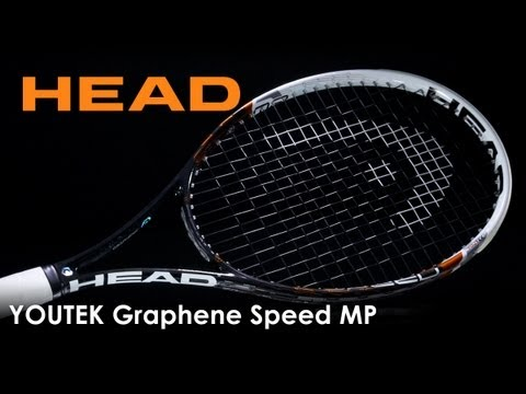 head youtek graphene speed mp racquet review how to save. Black Bedroom Furniture Sets. Home Design Ideas