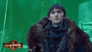 Bran Being Creepy For 4 Minutes Straight