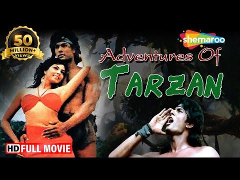 Adventures Of Tarzan (HD) Full Hindi Movie - Kimmy Katkar - Hemant birje -  Romantic Hindi Movie thumbnail