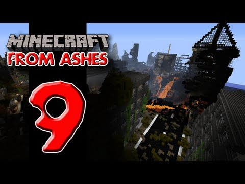 Minecraft From Ashes feat. Pause - EP09 - Redemption!