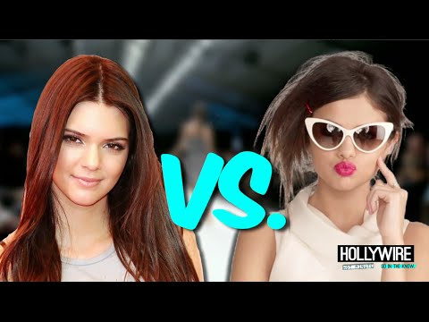Selena Gomez Vs. Kendall Jenner: Who Wore It Better?! (Fresh Trend Showdown)