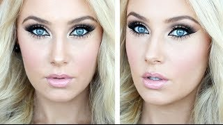 Prom Makeup Tutorial (mainly drugstore)