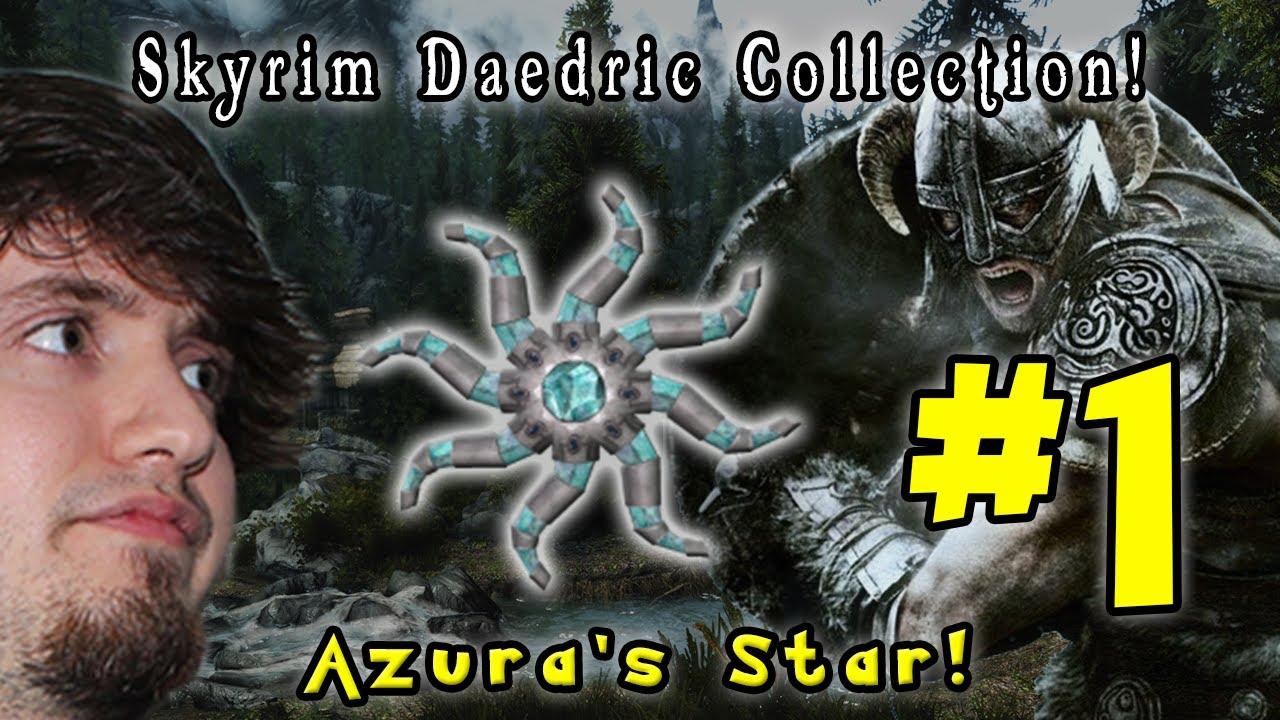 Skyrim star of azura best option