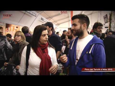 Alba Truffle Fair 2013 - Flash Interview - I'm from Brazil