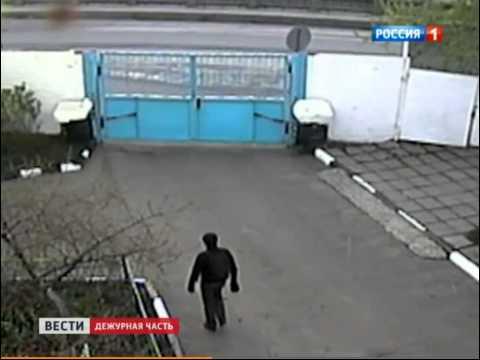 Побег из Матросской Тишины: Новое Видео. 2013