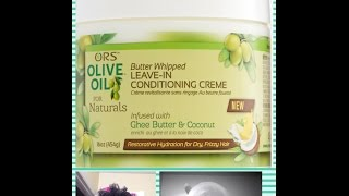 ORS Butter Whipped LE Conditioning Creme with Ghee fir Naturals