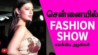 Fashion Show in Chennai – Theatre Spot Production Launch
