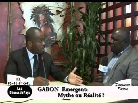 Le Gabon doit passer d'une économie de rente à une économie de production