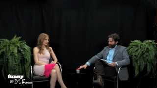 Oscar Buzz Edition Part 2: Between Two Ferns with Zach Galifianakis
