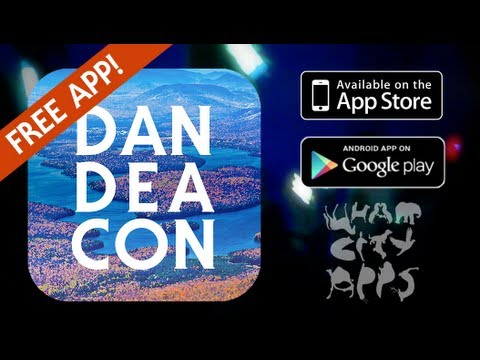 Dan Deacon Smartphone App trailer
