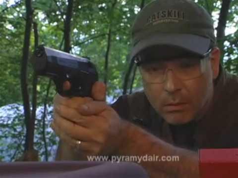 Airgun Reporter Episode 16: Beretta PX4 Storm CO2 Pistol
