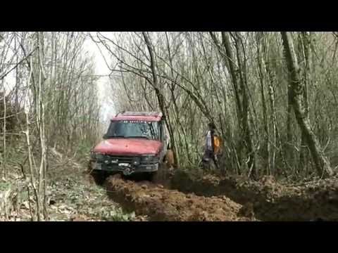 Land Rover VS jeep rubicon  offroad     02-MART-2013  ''Şile//Karakiraz''