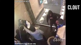 "{Leaked Footage} 6ix9ine Filmed ""Shotti"" & ""Nine Trey Bloods"" Robbing ""Rap-A-Lot Records"" Reps In NY"