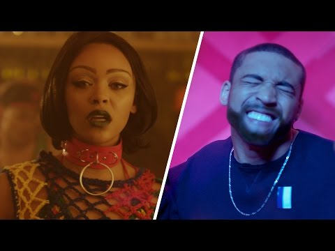 Rihanna ft. Drake - Work PARODY! The Key of Awesome #108
