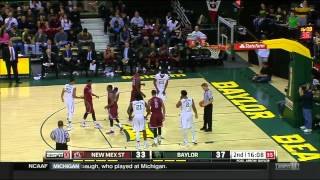 New Mexico State Aggies vs Baylor Bears