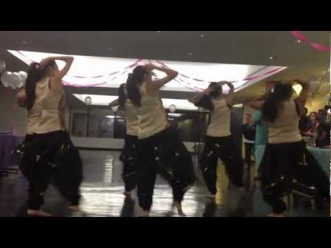 Khalbali At Hunter College 2012 video