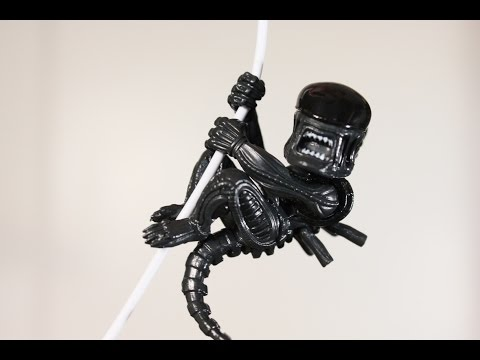 Alien Xenomorph NECA Scaler review