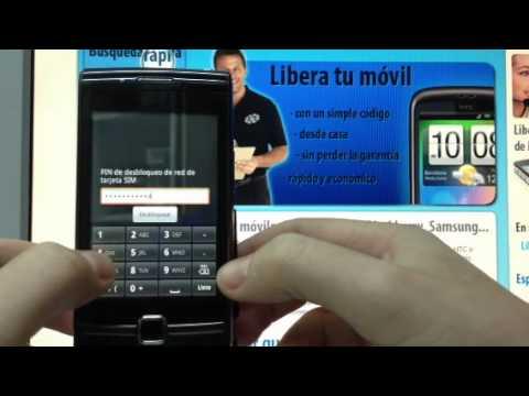 Liberar Huawei U8500 vía código de Yoigo. Vodafone o Movistar