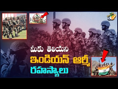 Secrets That You Don't Know About Indian Army | Planet Leaf