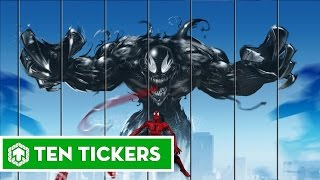 Top 10 kẻ thù của Spider-Man | Ten Tickers No. 110