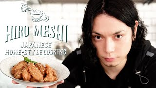 "#15 How To Cook ""DEEP-FRIED WINGETTES"" Japanese Home-Style Cooking / Hiro Mizushima(水嶋ヒロ)"