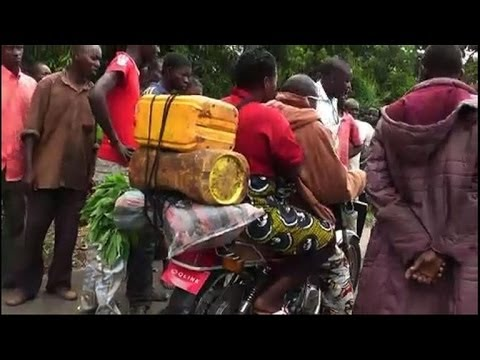 Violence in Central African Rep. displaces thousands