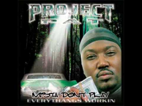 Project Pat - Ski Mask