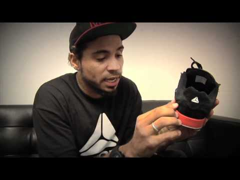 "MANNY SANTIAGO SOUL TO SOLE AXION ""HERITAGE"" SHOE"