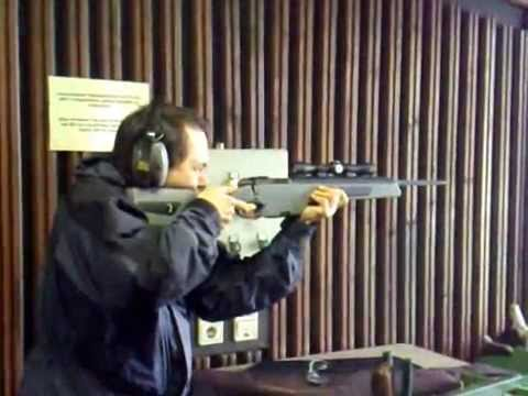 Steyr Scout Jeff Cooper Package Video