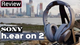 Sony H.ear On 2 - Sony's Answer To The Beats Studio 3's With 1000XM2 Sound