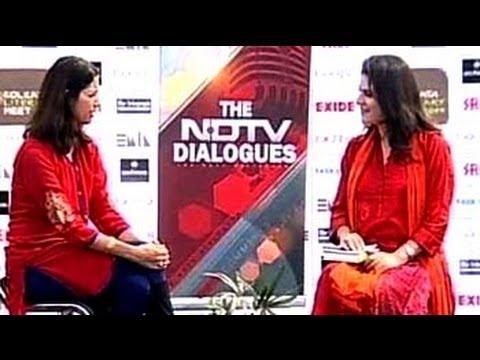 The NDTV Dialogues with author Jhumpa Lahiri