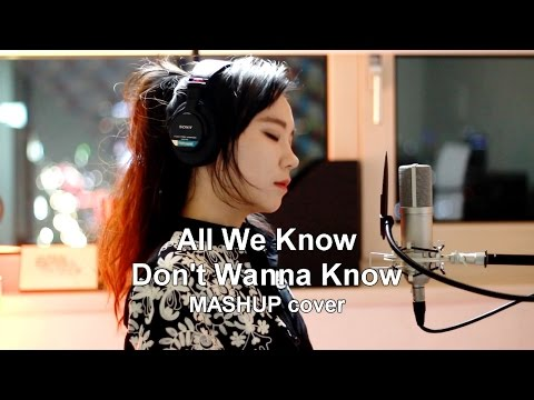 All We Know & Don't Wanna Know - The Chainsmokers & Maroon 5 ( MASHUP cover by J.Fla )