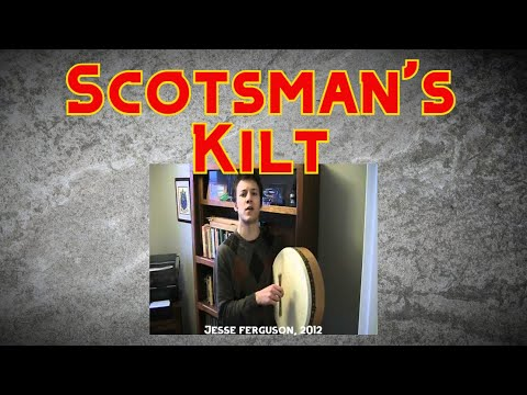 The Scotsman's Kilt
