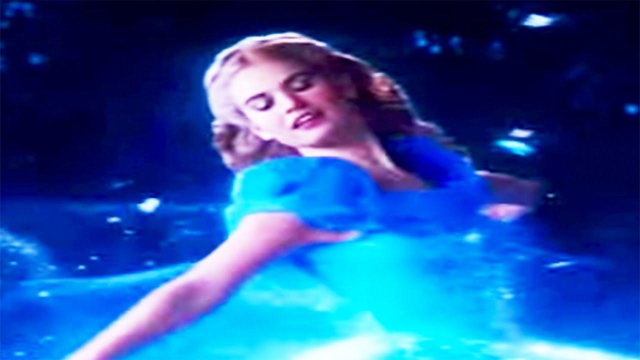 The Cinderella Trailer Gets