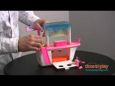 Polly Pocket Party Boat Adventure from Mattel