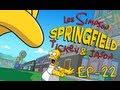 Ipad - Les Simpson : Springfield - Ep 22 - Tickev & Jason