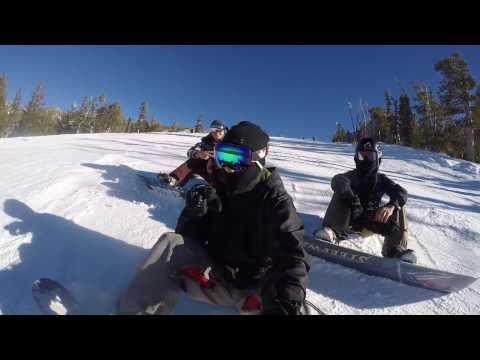 Tahoe Snowboard Trip 2016 #1