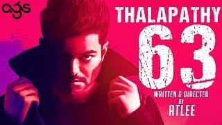 THALAPATHY 63 : Vivek Joins Vijay After Ten Years | Atlee Movie | Hot Tamil Cinema News