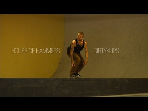 HOUSE OF HAMERS WITH SPENCER HAMILTON, ANDREW REYNOLDS,  CYRIL,  PAT RUMNEY BY DIRTYKLIPS