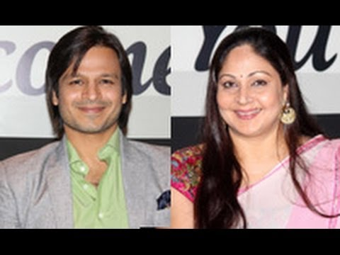Vivek Oberoi, Rati Agnihotri at HIV Congress Press Meet