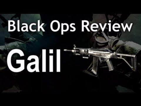 Galil - Assault Rifles - Black Ops Review - #52