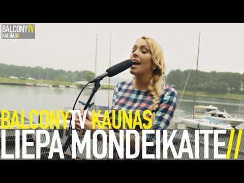 LIEPA MONDEIKAITĖ - APKABINK DAR (BalconyTV)